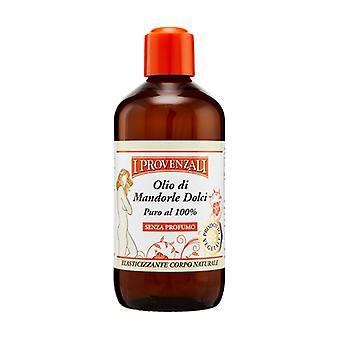 Sweet almond oil 250 ml of oil