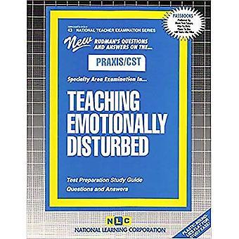 Teaching Emotionally Disturbed .)
