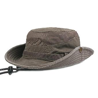 Kapelusz przeciwsłoneczny wzdłuż kapelusza przeciwsłonecznego