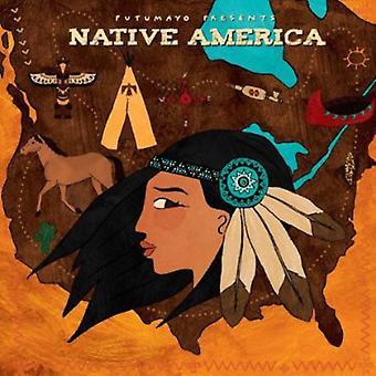 Putumayo Presents - Native America [CD] USA import
