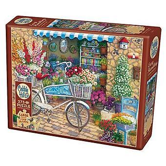 Cobble hill puzzel - pedalen 'n' bloemblaadjes