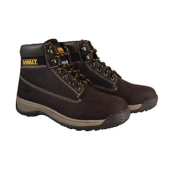 DEWALT Lærling Hiker Brown Nubuck Støvler UK 10 Euro 44 DEWAPPREN10B
