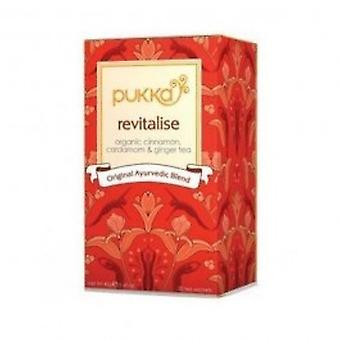 Pukka - sachet de revitaliser le Kapha Tea 20