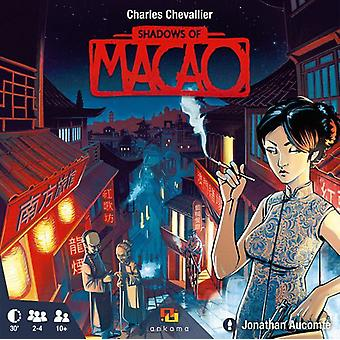 Shadows of Macao Card Game