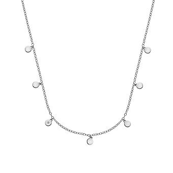 Hete diamanten sterling zilver Monsoon ketting DN136