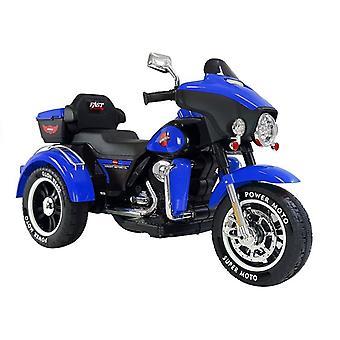 Elektrische Loopmotor SX138 Blauw