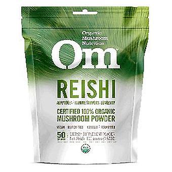 Organic Mushroom Nutrition Organic Reishi Mushroom Powder, 3.57 Oz
