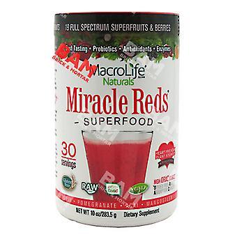 Macrolife Naturals Miracle Reds, 10 Oz