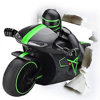 2.4g Mini Rradio Control, High Speed Drift Motorbike Model-led Toy