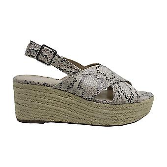 Bar III Womens Bianka Fabric Open Toe Casual Espadrille Sandales