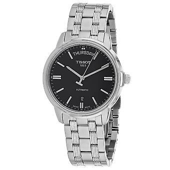 Tissot Hombres's Automático Reloj de marcación negra - T0659301105100