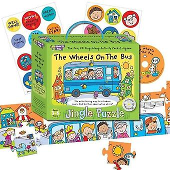 Jingle Puzzle - The Wheels On The Bus
