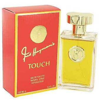 Touch By Fred Hayman Eau De Toilette Spray 3.3 Oz (women) V728-402059