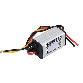 Car Power Converter Regulator Step-Down Adapter DC 12V 24V To DC6V 5