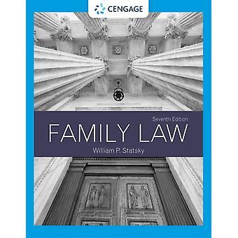 Family Law by Statsky & William