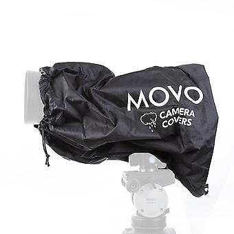 Movo crc17 storm raincover protector for dslr cameras, lenses, photographic equipment (small size: 1