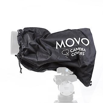 Movo crc17 storm raincover beskyddare för dslr kameror, linser, fotoutrustning (liten storlek: 1