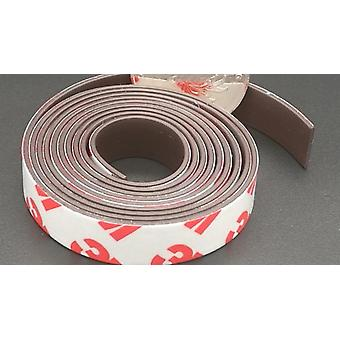 Double-sided Adhesive Rubber Magnetic Strip