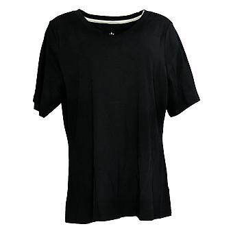 アイザック・ミズラヒライブ!女性&アポスプラストップエッセンシャルスイングTシャツブラックA367693