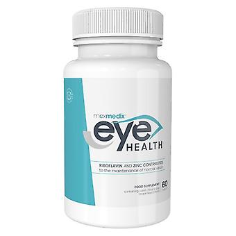 Eye Vitamins - Supports Eyes & Vision - Natural Eye Supplement - Packed with Essential Eye Vitamins - Contains Omega 3, Bilberry & Lutein - 60 Tablets