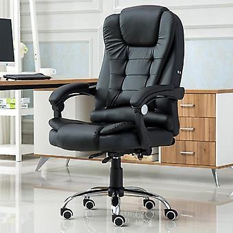 Computer Chair Swivel Ergonomic Reclining Chair Lying Lifting