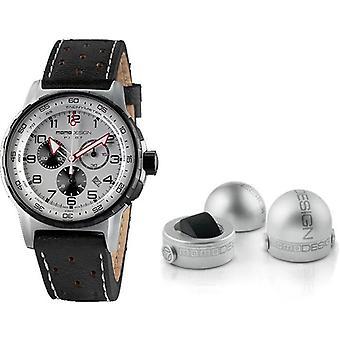 Momo design watch pilot pro chrono quarzo md2164ss-32