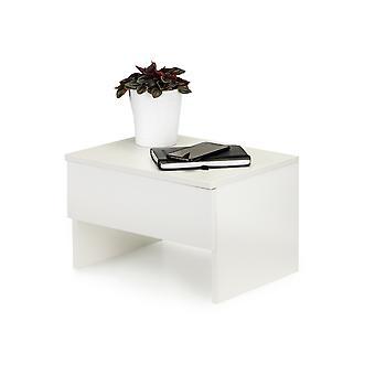 Sängbord sängbord med byrå - 44x33x29 cm