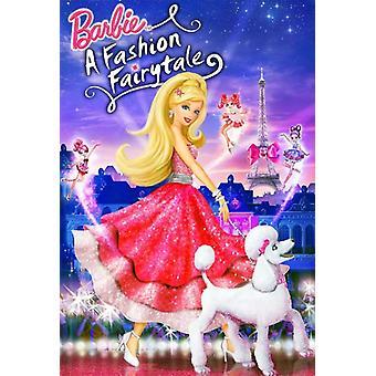 Barbie A mote eventyr film plakat (11 x 17)