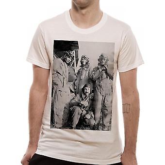 Pink Floyd unisexe adultes avion photo design T-Shirt