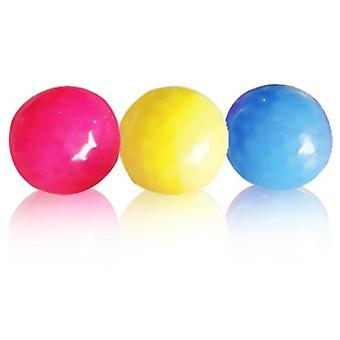 Pressure Release Ball (3 Pieces)-tear Resistance, Non-toxic-suitable For Children And Adults, Relieve Anxiety, Adhd, Autism, Etc. Decompression Toy