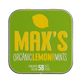 Organic Lemon Candies 35 g