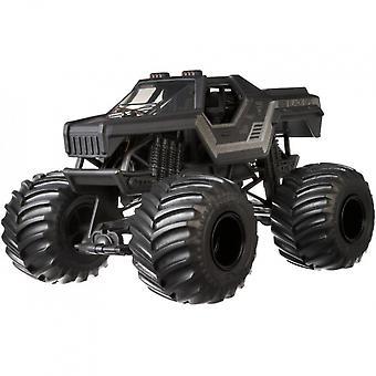 Monster Truck Monster Jam Soldier Fortune Black