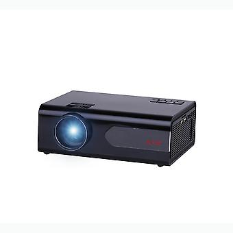 Poner Saund GP18 LCD Projector 800 Lumens 800x480P Resolution 2000:1 Contrast Ratio Home Theater Pro