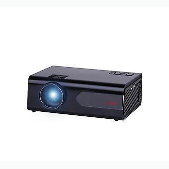 Poner Saund GP18 LCD-projektori 800 Lumens 800x480P Resoluutio 2000:1 Kontrastisuhde Kotiteatteri Pro