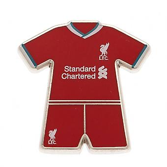 Liverpool FC Home Kit Abzeichen