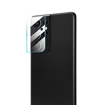 Tavarat sertifioitu® Samsung Galaxy S21 Ultra karkaistu lasi kameran linssin kansi - iskunkestävä kotelon suojaus