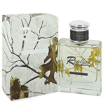 Realtree American Trail Eau De Parfum Spray By Jordan Outdoor 3.4 oz Eau De Parfum Spray