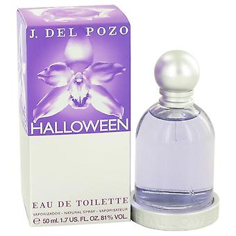 Halloween Eau De Toilette Spray By Jesus Del Pozo 1.7 oz Eau De Toilette Spray