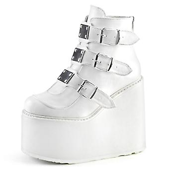 High Platform Ankle Boot
