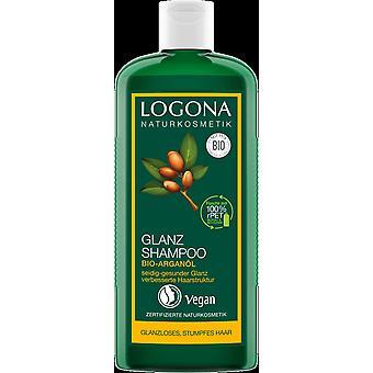Logona Bio Champú Brillo con Aceite de Argán 250 ml