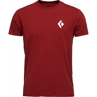 Black Diamond SS Equip For Alpiniste Tee - Oxide