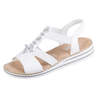 Rieker V068780 universelle sommer kvinder sko