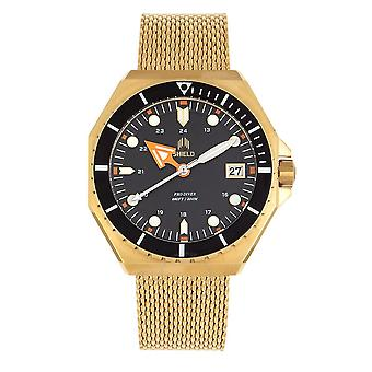 Shield Marius Black Dial Men's Watch SLDSH103-5
