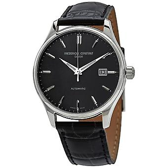 Frederique Constant Classics Automatic Black Dial Men's Watch FC-303LGS5B26