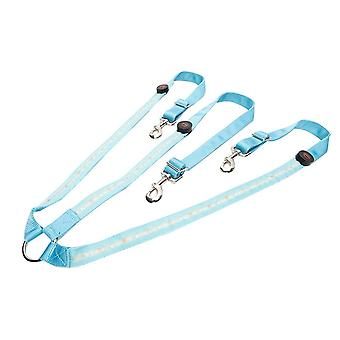 Led Horse Riding Adjustable Harness Belt Chest Straps
