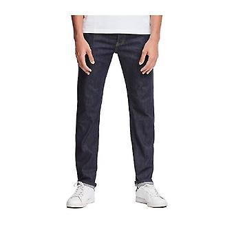 Weekend Offender 444 Tapered Fit Jeans - Dark Rinsed