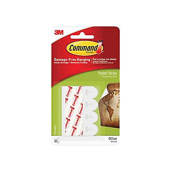 Command Poster Strips (Pack 12) 17024