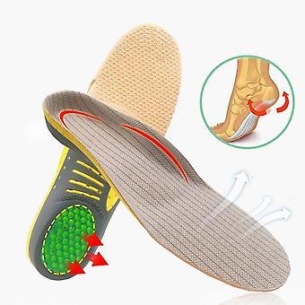 Flat Foot 3D Kaaren tuki Terveys Pohjatyyny Plantar Fasciitis Jalat Hoito