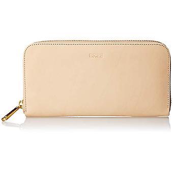 Bree Bornholm New 111 - Women's wallet with zipper, 1.5 x 10 x 30 cm, Beige (Beige (Nature)), 1.5x10x30 cm (B x H x Ref. 4038671022997