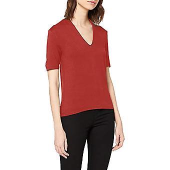 Mexx T-Shirt, Red (Barn Red 181531), Medium Woman